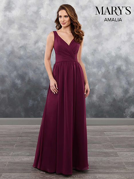 MB7027 Bridesmaids                                      dress by Mary's Bridal: Amalia Bridesmaids