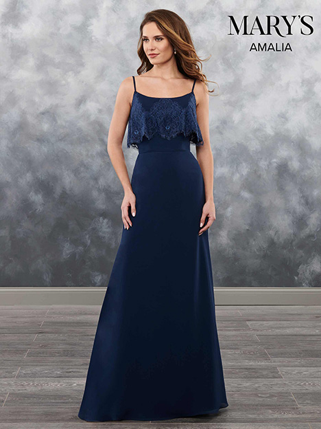 MB7029 Bridesmaids                                      dress by Mary's Bridal: Amalia Bridesmaids