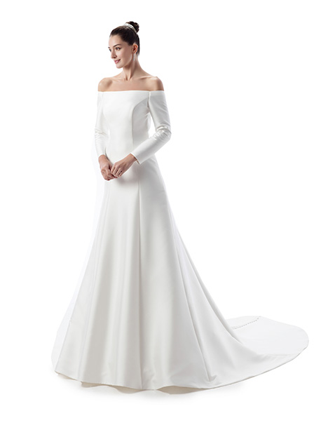 AT4706 Wedding                                          dress by Venus Bridal: Angel & Tradition