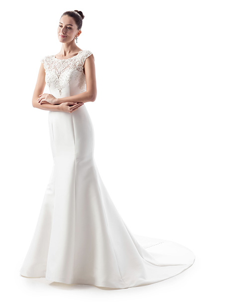 AT4710 Wedding                                          dress by Venus Bridal: Angel & Tradition