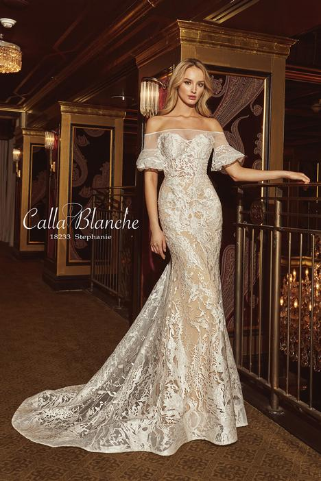 18233 Wedding                                          dress by Calla Blanche