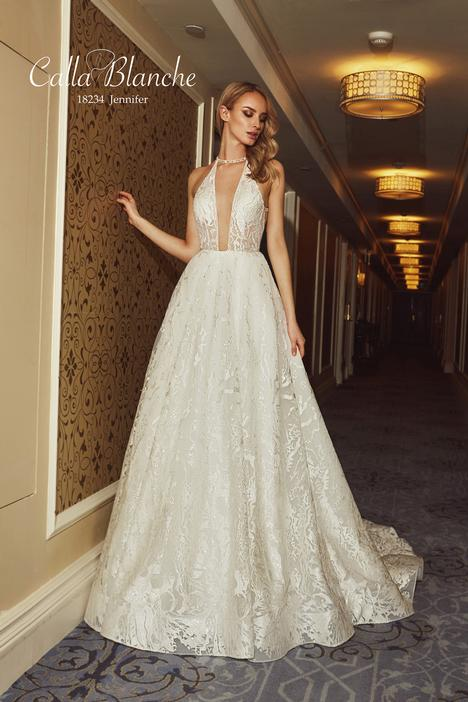 18234 Wedding                                          dress by Calla Blanche