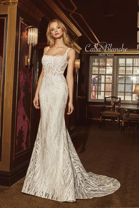 Kayla Wedding dress by Calla Blanche