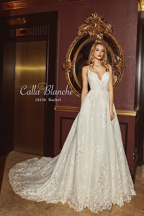 18236 Wedding                                          dress by Calla Blanche