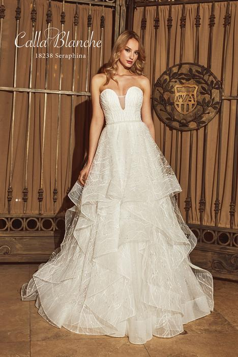 18238 Wedding                                          dress by Calla Blanche