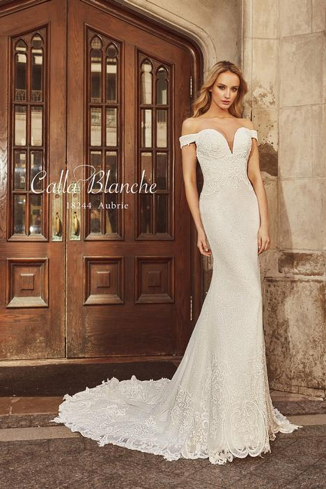18244 Wedding                                          dress by Calla Blanche