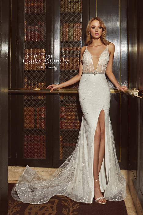 18246 Wedding                                          dress by Calla Blanche