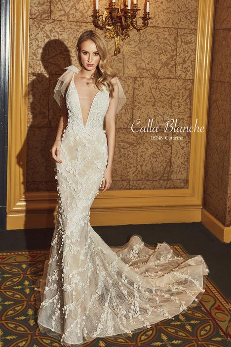 18248 Wedding                                          dress by Calla Blanche