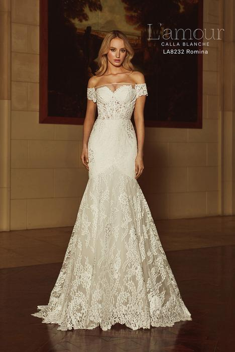 LA8232 Wedding                                          dress by L'Amour by Calla Blanche