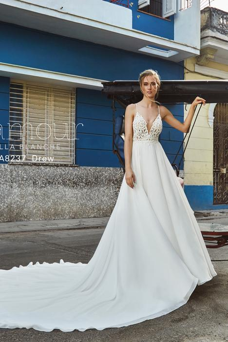 LA8237 gown from the 2018 L'Amour by Calla Blanche collection, as seen on dressfinder.ca