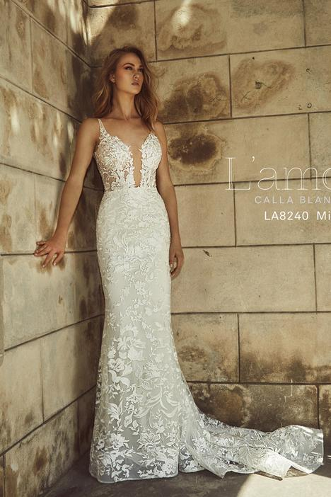 LA8240 Wedding                                          dress by L'Amour by Calla Blanche