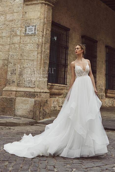 LA8241 gown from the 2018 L'Amour by Calla Blanche collection, as seen on dressfinder.ca