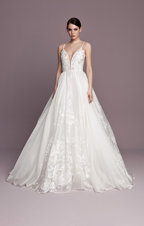SNT551 Wedding                                          dress by Daalarna
