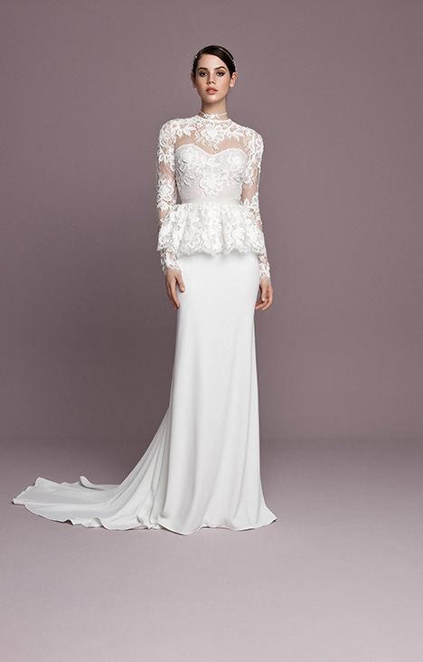 SNT560 Wedding                                          dress by Daalarna