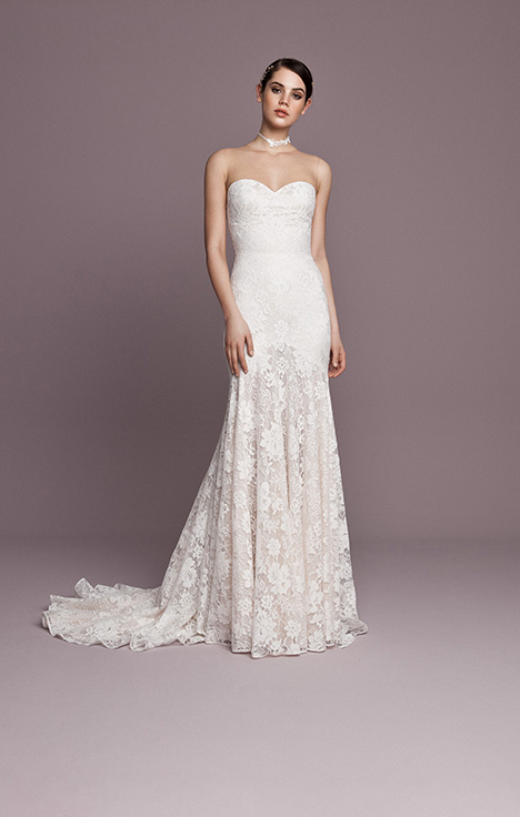 SNT578 Wedding                                          dress by Daalarna