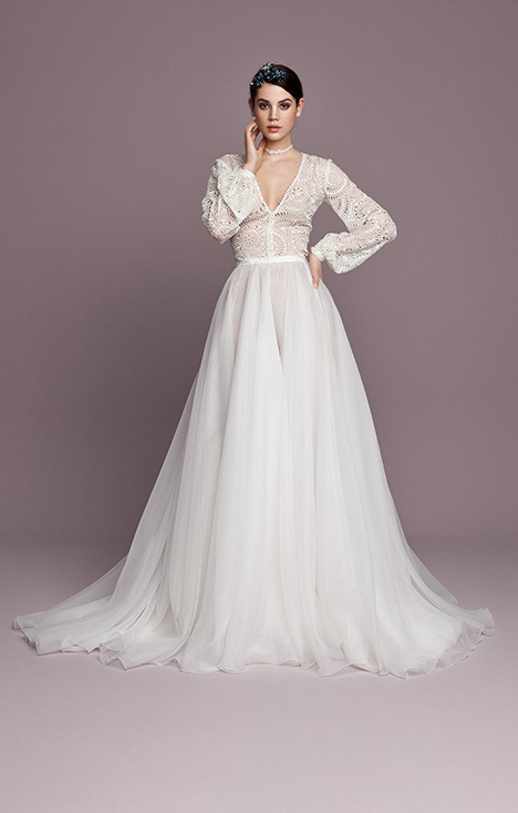 SNT580 Wedding                                          dress by Daalarna