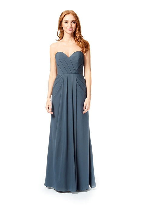 1852 Bridesmaids                                      dress by Bari Jay Bridesmaids