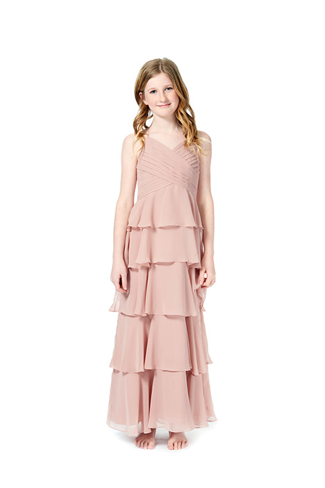 JR1860 Bridesmaids                                      dress by Bari Jay: Junior Bridemaids