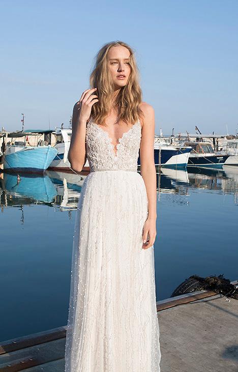 Anissa Wedding                                          dress by Alon Livne : White