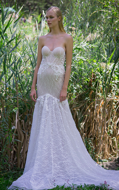 Meryl Wedding dress by Yaniv Persy Bridal Couture