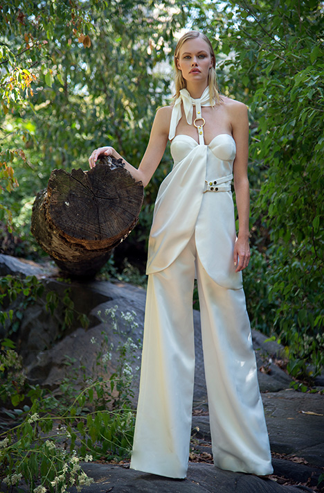 Gina Wedding                                          dress by Persy Bridal