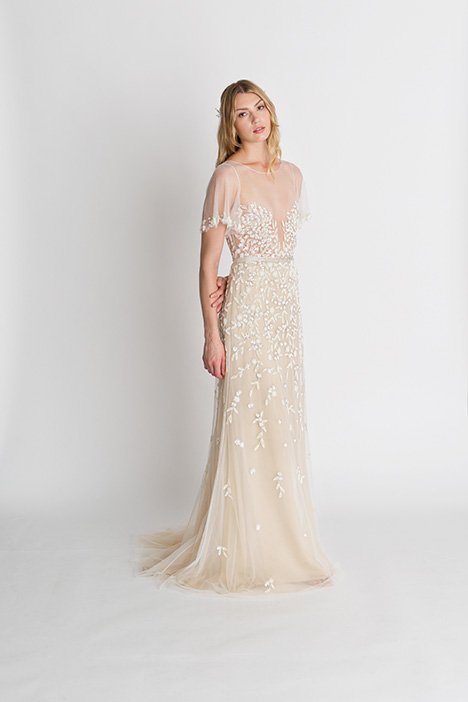 Palma Wedding                                          dress by Alexandra Grecco