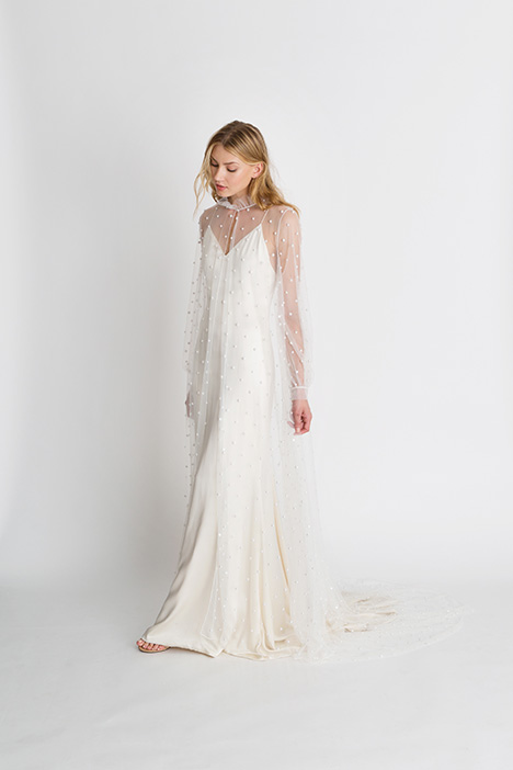 Quinn Wedding                                          dress by Alexandra Grecco