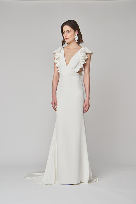 Lucy Wedding                                          dress by Alexandra Grecco