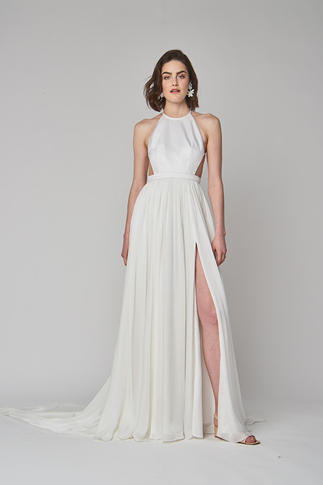 Marley Wedding                                          dress by Alexandra Grecco