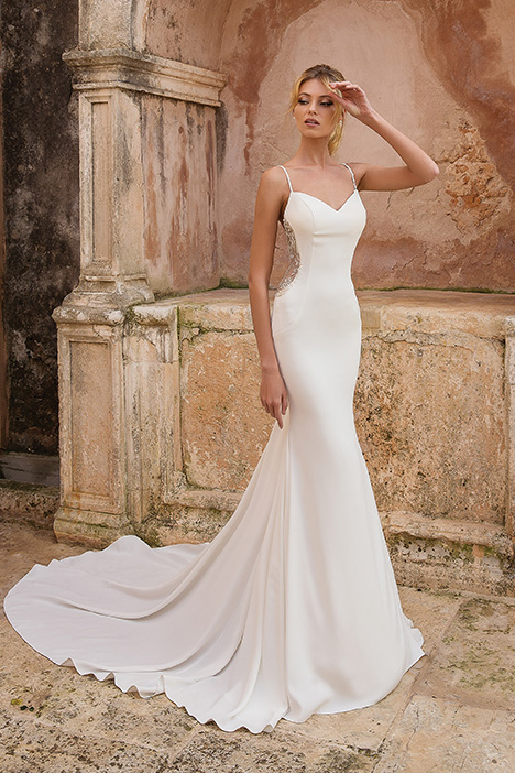88036 Wedding                                          dress by Justin Alexander