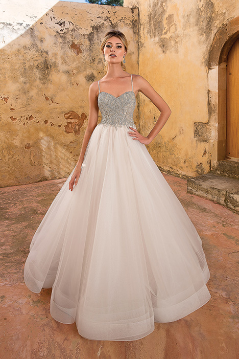 88062 Wedding                                          dress by Justin Alexander