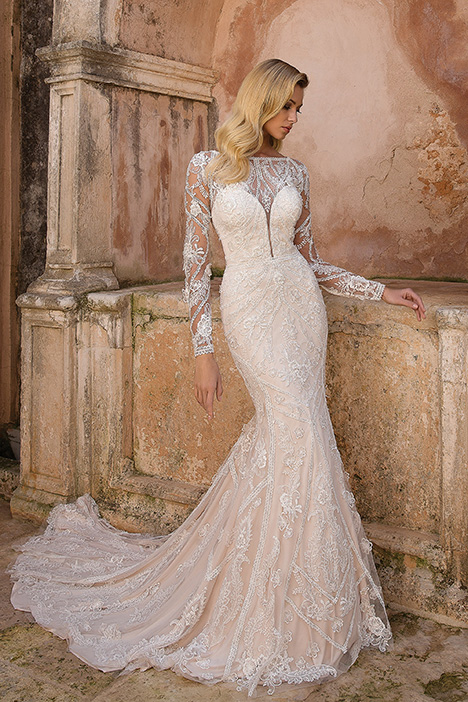 88063 Wedding                                          dress by Justin Alexander