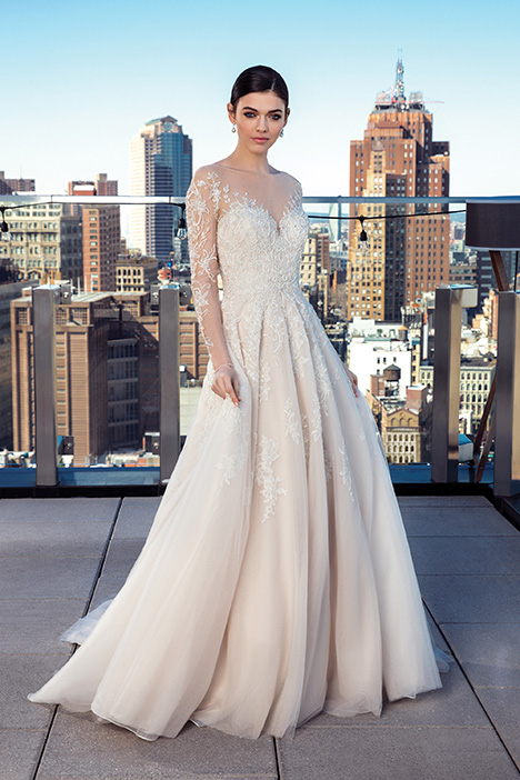 99029 Wedding                                          dress by Justin Alexander Signature