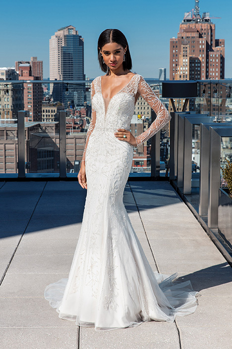 99030 Wedding                                          dress by Justin Alexander Signature