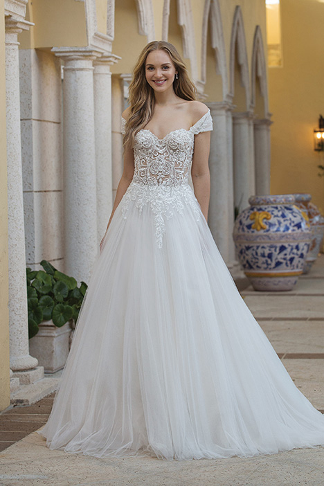 44076 Wedding                                          dress by Sincerity
