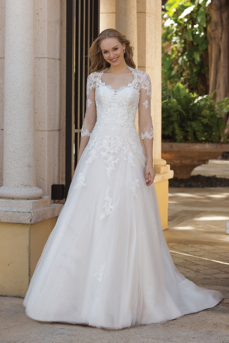 44095 Wedding                                          dress by Sincerity