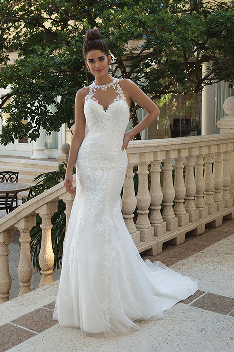 44099 (Ivory) Wedding                                          dress by Sincerity
