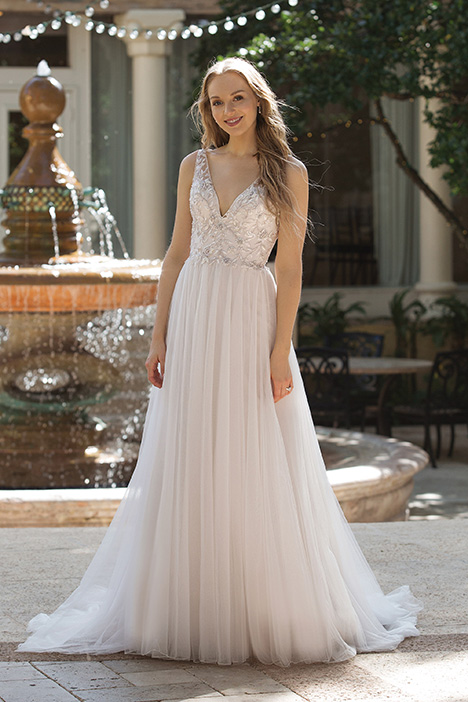 44105 (Lavender Blush) Wedding                                          dress by Sincerity