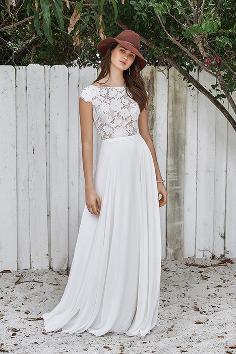 66039 Wedding                                          dress by Lillian West