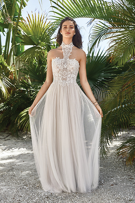 66053 Wedding                                          dress by Lillian West