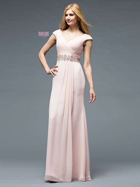M169BS Bridesmaids                                      dress by Marsoni by Colors