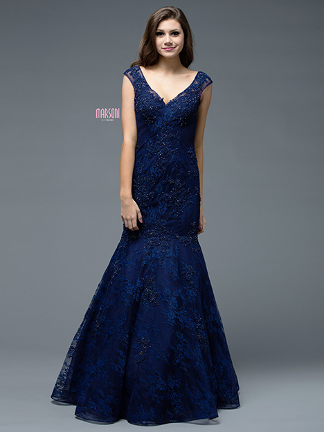 M171NV Bridesmaids dress by Marsoni by Colors
