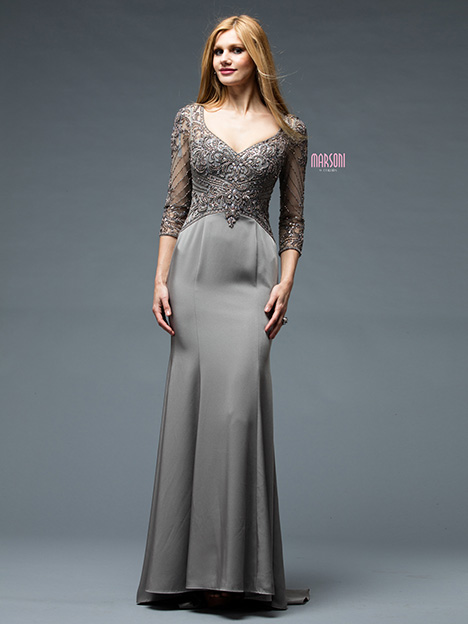 M175GM Bridesmaids                                      dress by Marsoni by Colors