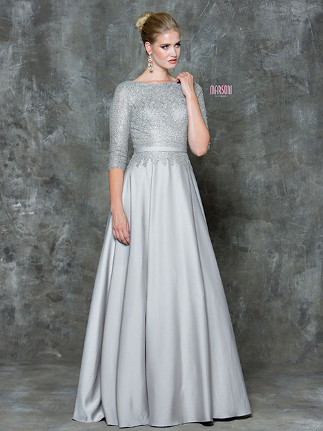 M182 gown from the 2018 Marsoni by Colors collection, as seen on dressfinder.ca