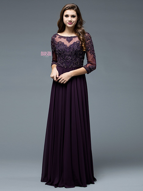 M189EG Bridesmaids dress by Marsoni by Colors