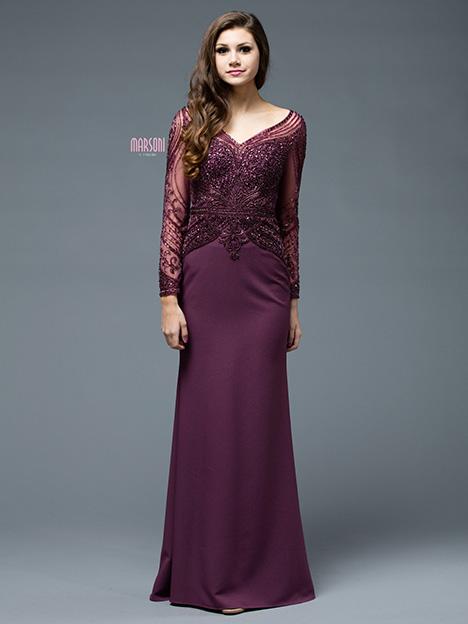 M195MVD Bridesmaids dress by Marsoni by Colors