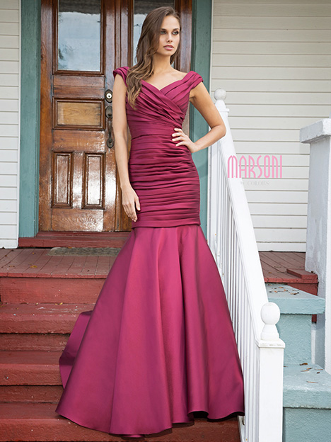 M197 Bridesmaids dress by Marsoni by Colors