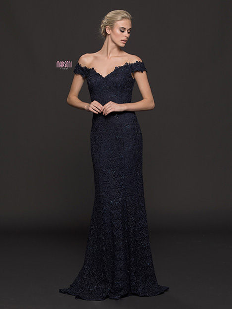M221 Bridesmaids dress by Marsoni by Colors