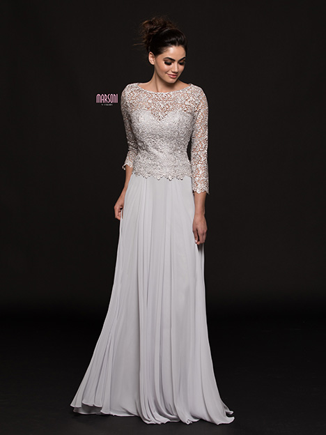 M223SV Bridesmaids                                      dress by Marsoni by Colors