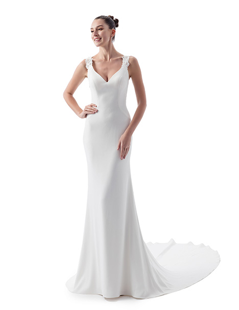 PA9313 Wedding dress by Venus Bridal: Pallas Athena